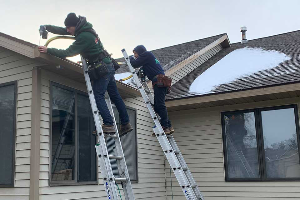 installing-gutters-with-kguard-gutter-system-west-michigan